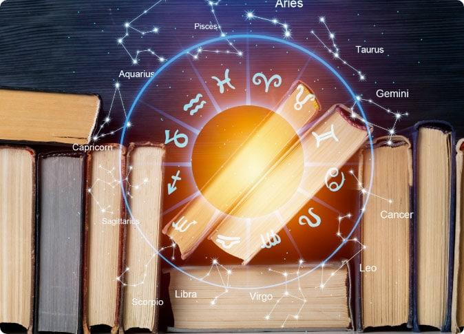 Bibliothèque d'astrologie