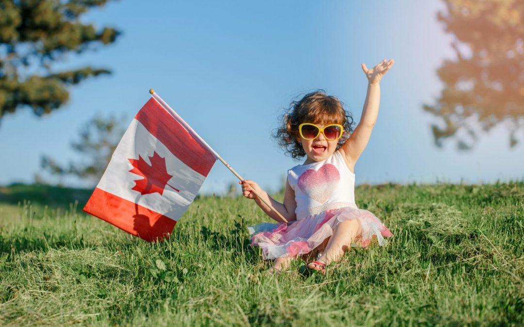 La personnalité du Canada en tant que nation
